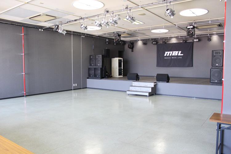 レンタルステージ事業(MBL)